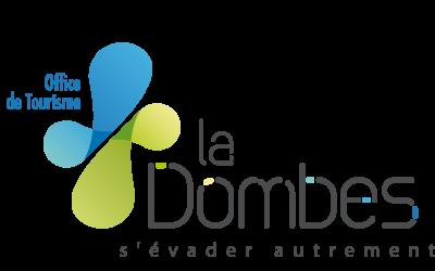 Logo Dombes Tourisme